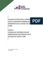 Alianza Estrategica Comercial Con La Diaspora Dominicana Residente en Ny i