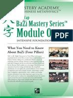 BaZi for Beginner Course Advantage
