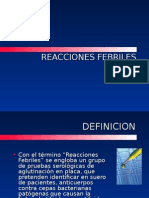 Febriles