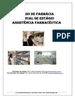 MANUAL de Estágio Pitágoras Assistência Farmacêutica 2012 2013 Quarto Período