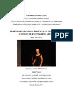 Desenmascarando Al Poder en El Teatro Breve y Mínimo de José Moreno Arenas