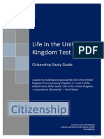 Life in the UK Citizenship Study Guide