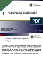 2.Fortalecimiento a organizaciones Sindicales en Materia de .ppt