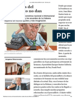 Las Cuentas Del Posconflicto No Dan - Semana