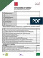 Pauta Evaluacion Simulacro Seguridad Escolar y Parvularia - Final