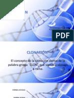 Embriones, Clonacion y Animales Transgenicos