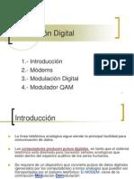 Sistemas de Modulacion Digital