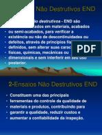 Ensaios Não Destrutivos END SLIDE