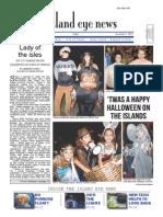 Island Eye News - November 7, 2014
