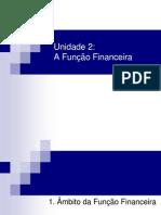 A Função Financeira[1]