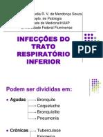 Infeccoes TRI Pneumonias