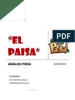 Foda El Paisa 2014
