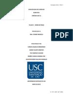 Taller 2 Sociologia Juridica - Derecho Penal