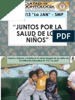 Taller Juntos Por La Salud de Los Niños FINAL