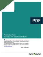 B-R PLC and Automation Studio