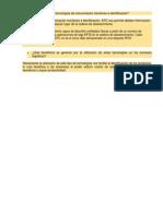 Actividad 2. Operación de Las Tecnologías de Comunicación, Monitoreo e Identificación