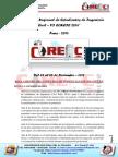 Reglamento de Ponencias Estudiantiles Coreic-2014
