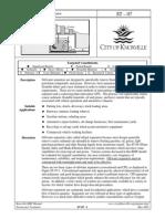 info on oil water separators