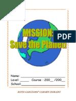 Mision Salvar El Planeta