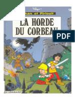 Johan Et Pirlouit 14 - La Horde Du Corbeau