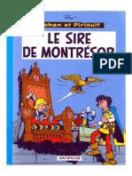 Johan Et Pirlouit 08 - Le Sire de Montresor