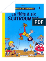 Johan Et Pirlouit 09 - La Flute a Six Schtroumpfs