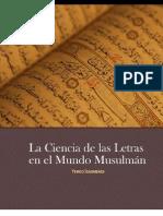 Introducción a La Ciencia de Las Letras en El Mundo Islámico