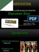 1. Eqvalan Duo