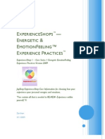Experience Shops Energetic EmotionFeeling(tm) Experience Practices