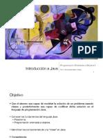 Introducción Java