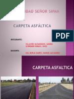 CARPETA ASFALTICA diapositivas