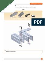 Build Guide for conveyor belt
