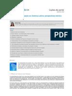 Pesquisa Em Recepção Na América Latina