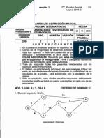 Inv. de Operac. I (308) 2da Parcial 2005-2