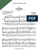 IMSLP210838 PMLP77496 Franck Cantabile Bfl