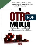 Fernando Atria, et al. - El Otro Modelo