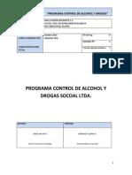 30 Programa de Alcohol y Drogas