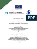 Report - E-Voting in Estonia 2005-2009