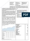 AET One Page Report