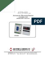 Kutai ATS 22 Manual-En