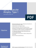 spinal muscular atrophy- type 1 new