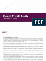 KKR Global Private Equity Overview - EMEA