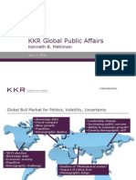 Public Affairs Overview