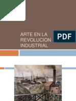Arte en La Revolucion Industrial