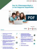 Ciberseguridad y Confianza en Los Hogares Informe INTECO