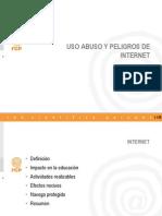 Uso de Internet (Colegio Clemente Althaus)