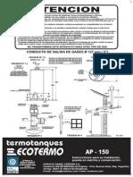Termo AP 150