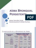 Asma Bronquial Persistente