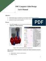 MECE3030U Lab 4 Motion Simulation