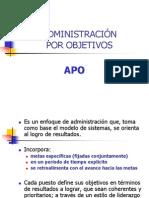 Administración por Objetivos.ppt